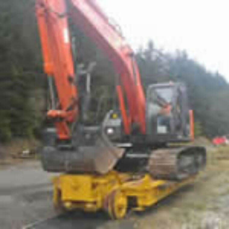 Hy-Rail Equipment: